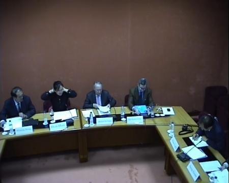 José Antonio Orza Fernández. Licenciado en Dereito.  - Xornadas sobre autonomías en España e China: Galicia como exemplo